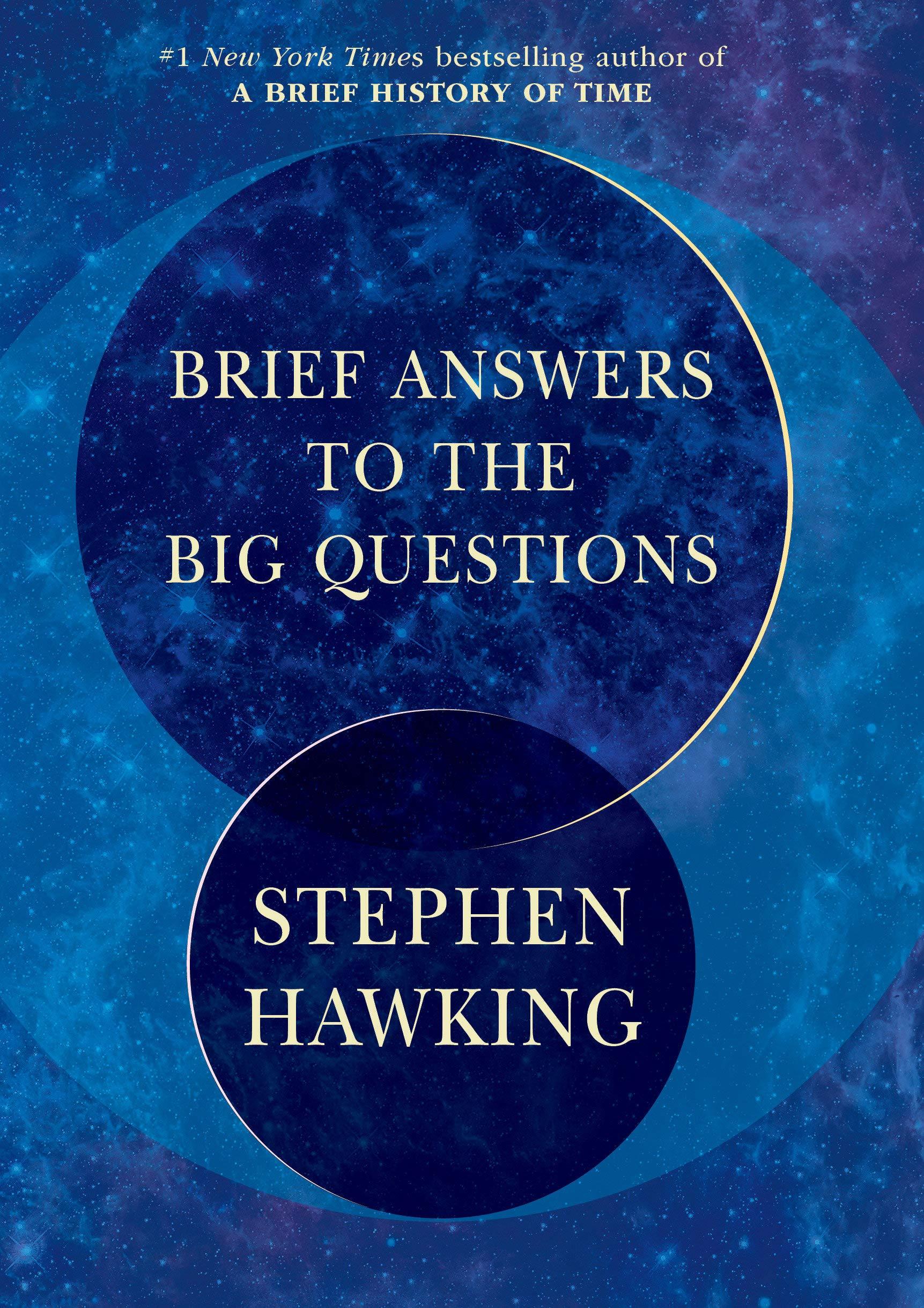 书籍推荐 – Brief Answers to the Big Questions